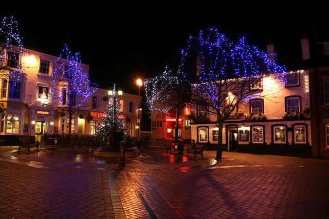 Market Place, Ilkeston