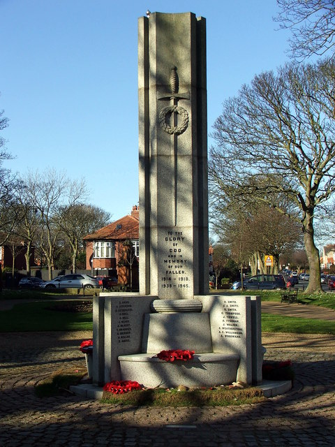 War Memorial, Tynemouth