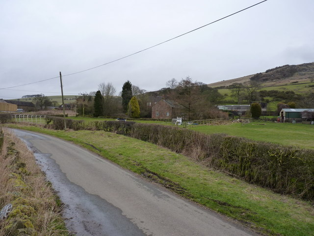 Just south of Roche Grange