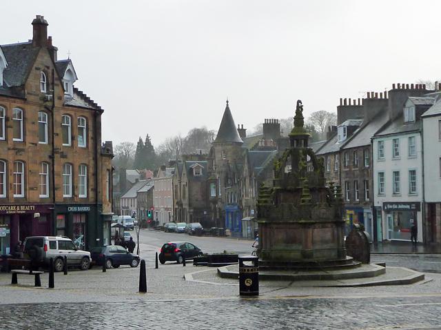 High Street, Linlithgow
