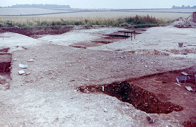 Excavations at Bottom Pond Farm, Owslebury