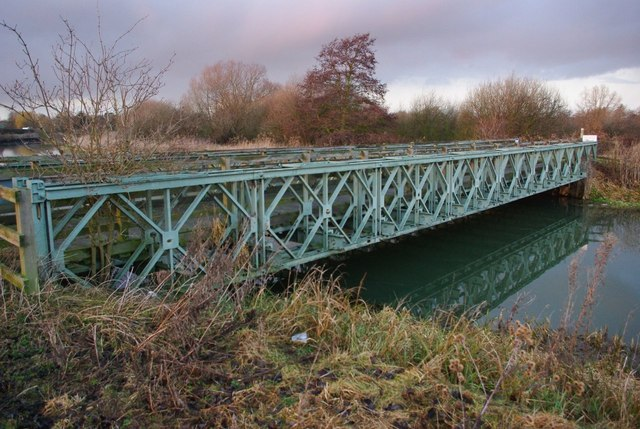 Bailey Bridge, Blunham
