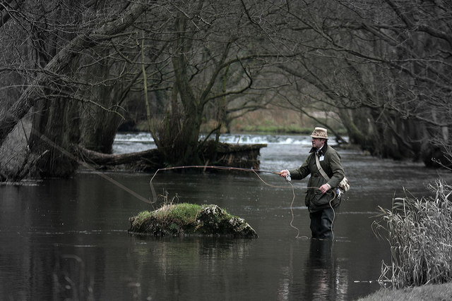 Fly Fishing, Lathkill Dale