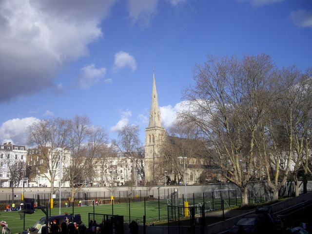 St Saviours Church, Pimlico