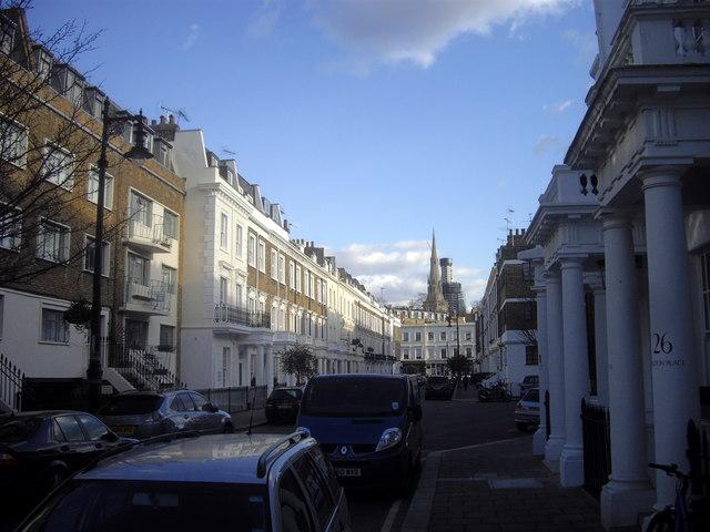 Moreton Place Pimlico