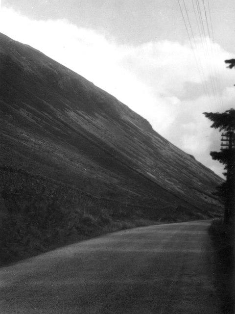 Whinlatter Pass - 1957