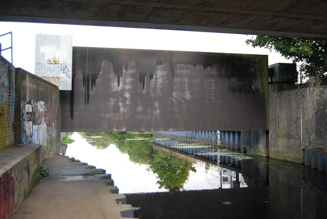 River Gipping Flood Barrier