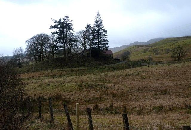 Tullich farm in Glen Aray