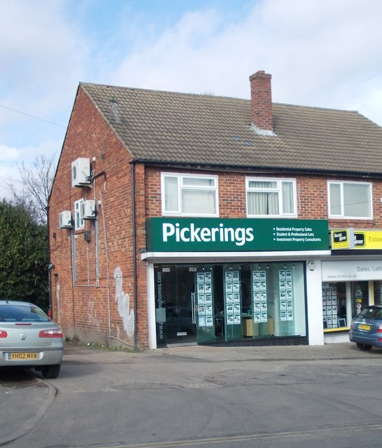 Pickerings Estate Agents - St Anne's Road