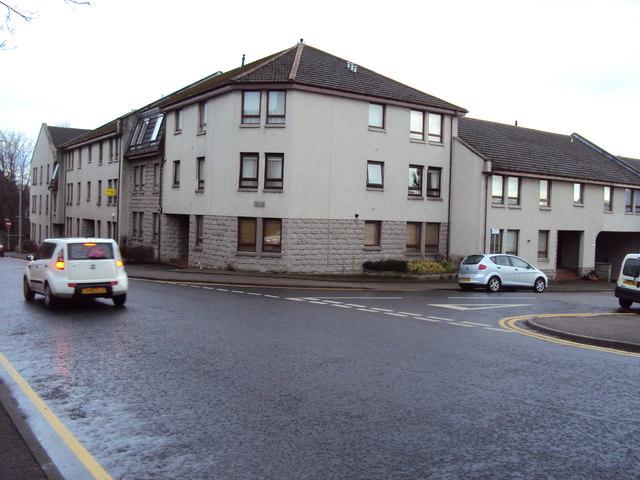 Cragie Park flats
