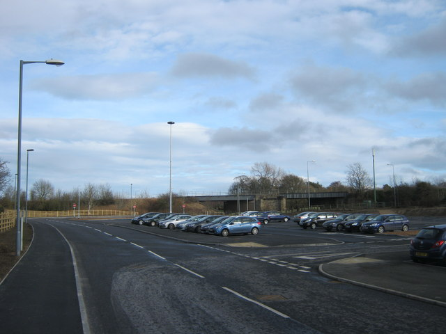 Extension at Durham Belmont Park and Ride Station