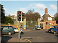 SP0583 : South Gate, Birmingham University by Phil Champion