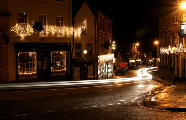 St John's Street, Wirksworth