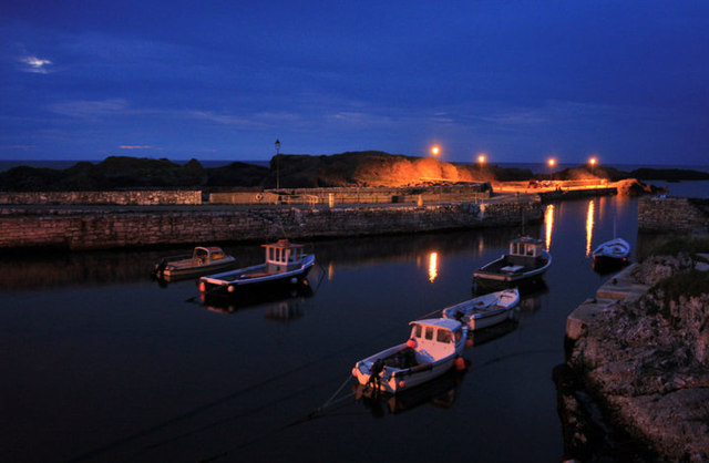Ballintoy Harbour