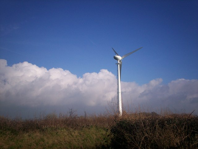 Wind Turbine, Llanteg