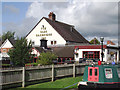 SJ6156 : The Olde Barbridge Inn, Cheshire by Roger  Kidd