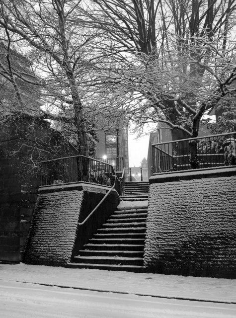 King Charles Street Steps