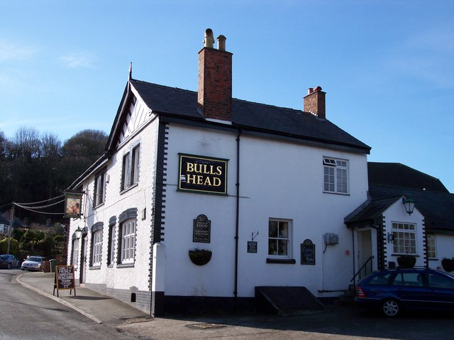 The Bulls Head at Overton near Frodsham