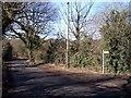 SJ5074 : Sandstone Trail signpost on the Ridgeway by Raymond Knapman