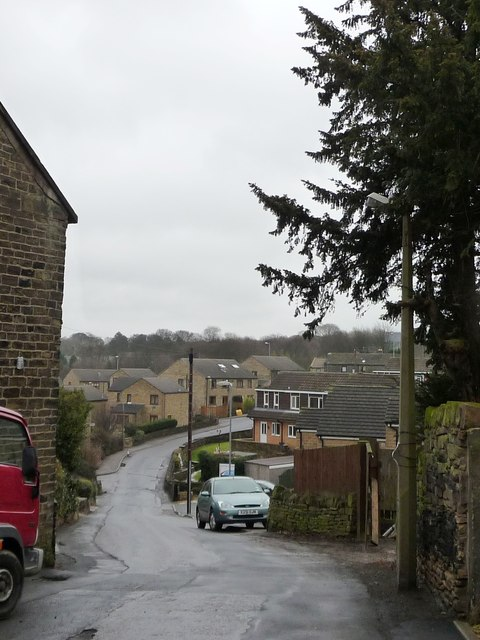 Yew Tree Road, Shepley