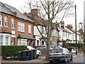 TQ2292 : Tennyson Road, NW7 by Mike Quinn