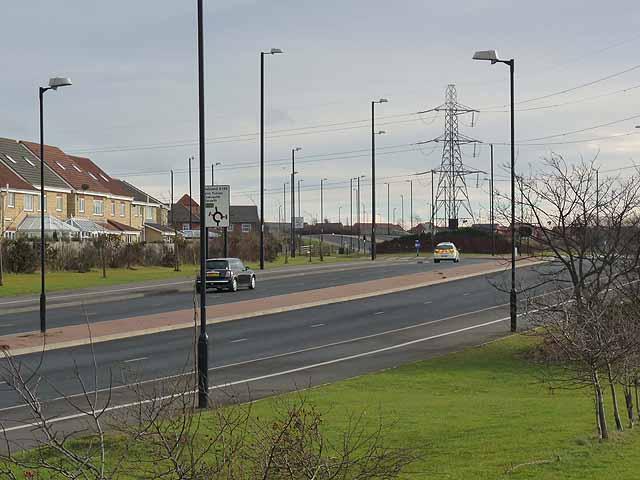 Northumberland Park (area), North Tyneside