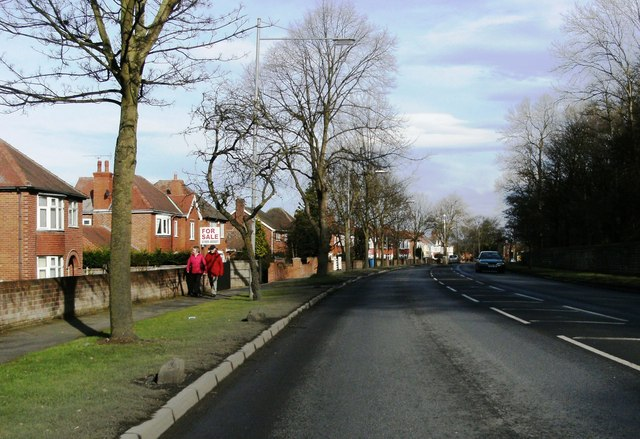 Mansfield Road Worksop