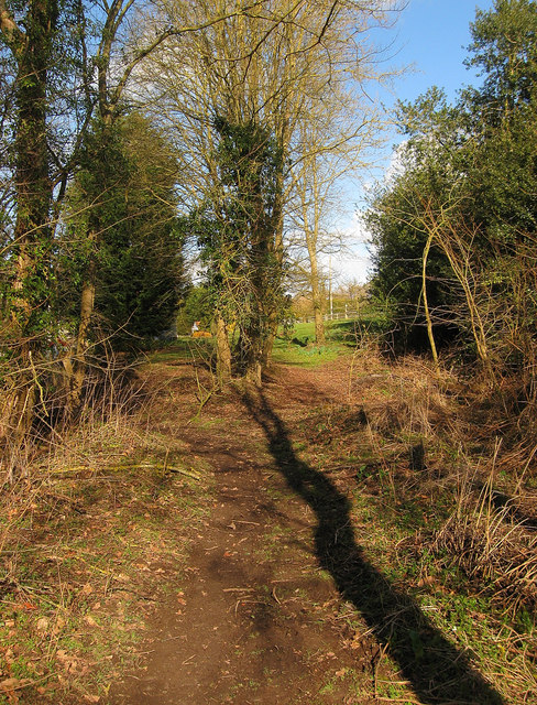 Old and New Bridleway Routes