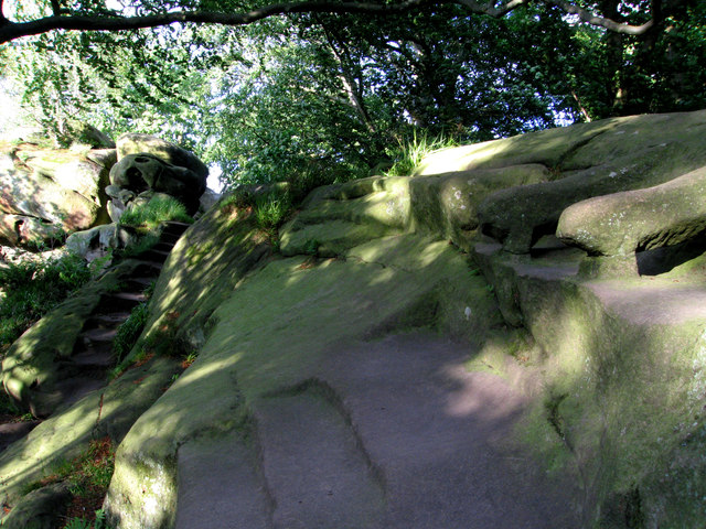 Stone Seats, Rowtor Rocks