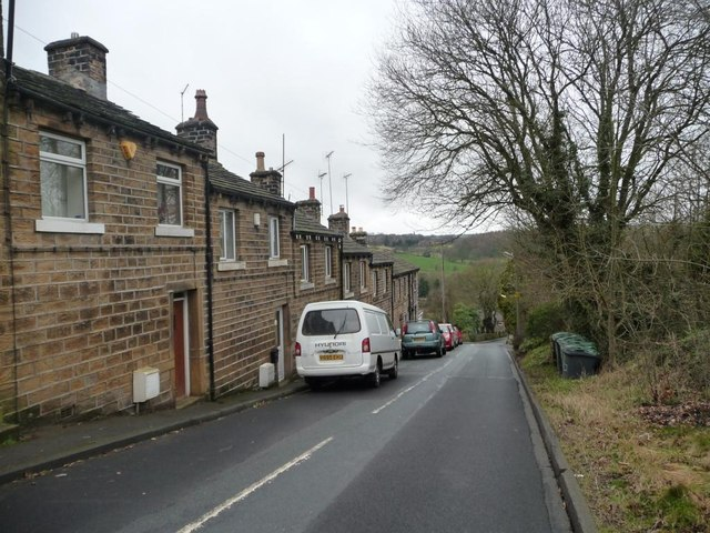 Houses on Dam Hill