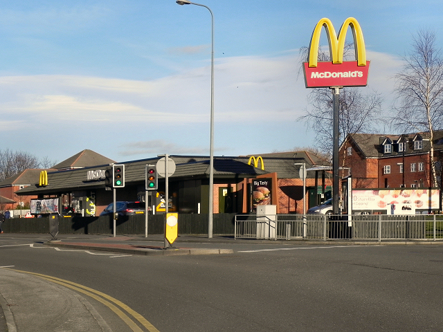 McDonald's, Platt Bridge