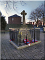 SD6003 : Platt Bridge War Memorial by David Dixon