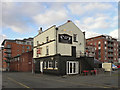 SJ8498 : The Angel Pub by David Dixon