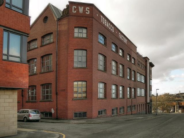CWS Tobacco Factory