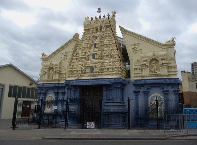 Hindu Temple, Clarendon Rise SE13