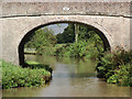 SJ6762 : Canal bridge near Wimboldsley, Cheshire by Roger  Kidd