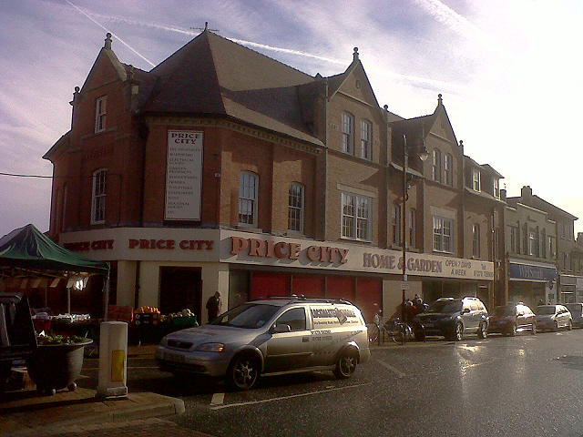 Price City, Sandbach High Street