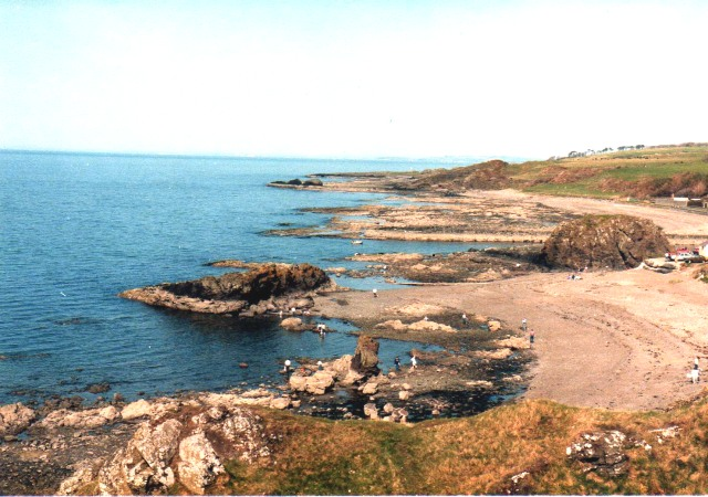 Coast at Dunure