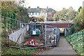 SU5803 : Fareham to Gosport BRT - Cameron Close Subway (7) by Barry Shimmon