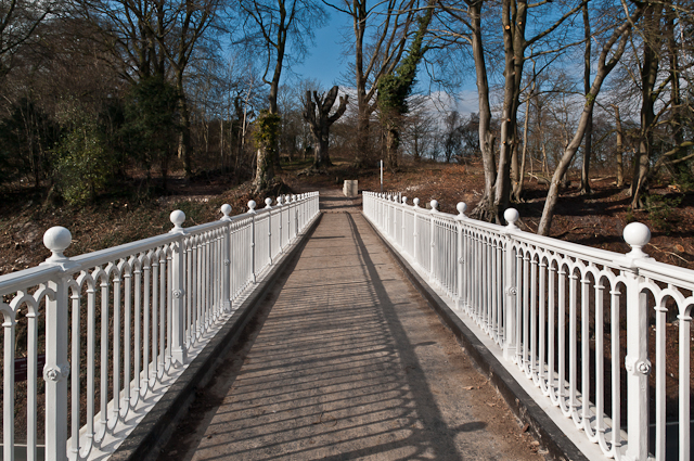 Reigate Hill Footbridge