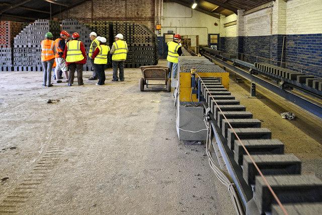 Hanson's Kings Dyke brickworks