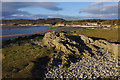 SD4574 : Foreshore at Silverdale by Ian Taylor