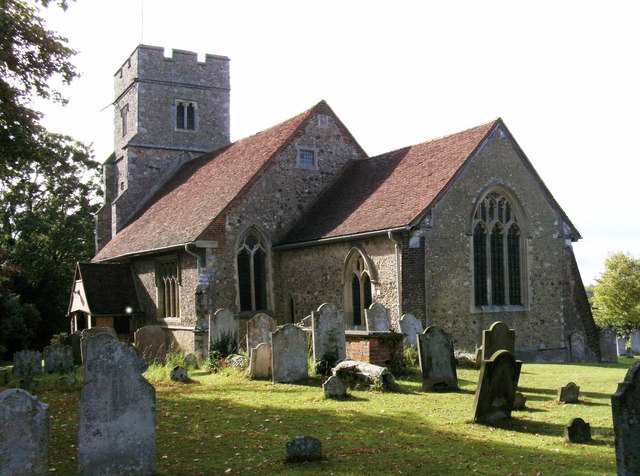 St Mary the Virgin church, Little Baddow, Essex