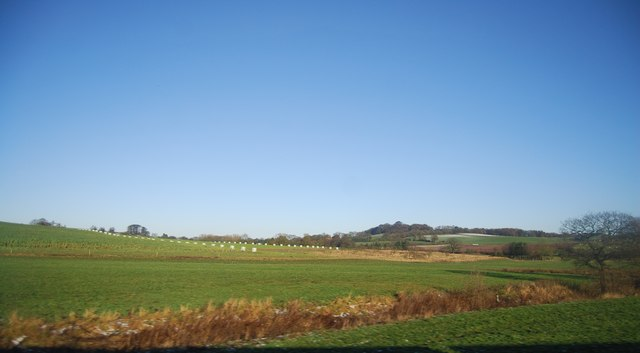 Landscape south west of Whitmore
