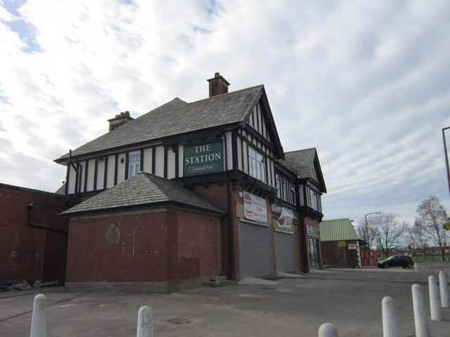 The Station public house, New Rossington