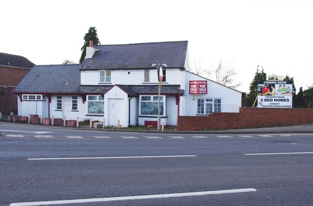 The former Fox Inn (1), Lyth Hill Road, Bayston Hill