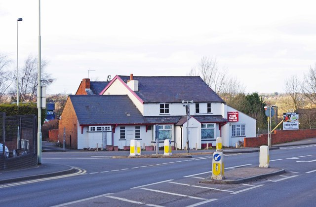 The former Fox Inn (2), Lyth Hill Road, Bayston Hill