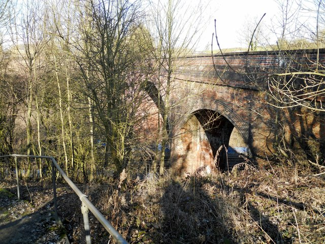 Harbury-Bull Ring Farm Road Bridge