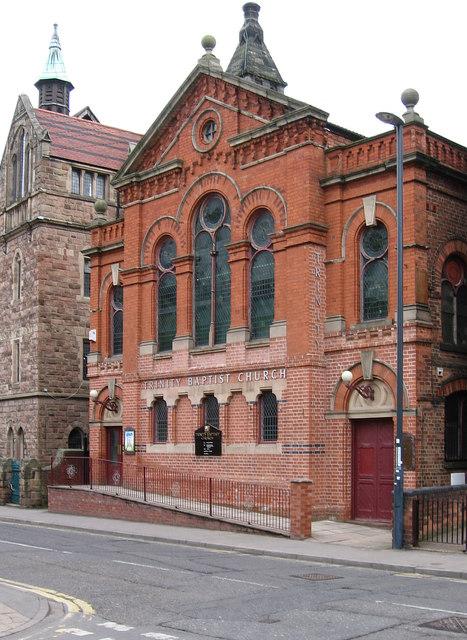 Derby - Trinity Baptist Church