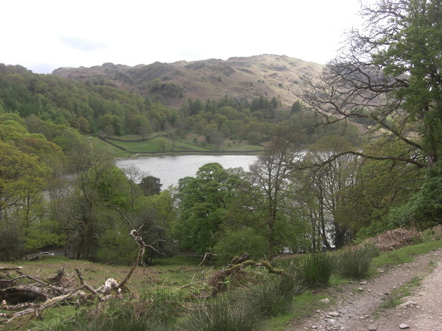 Above Rydal Water